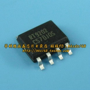 RT9202CS GRATIS Nuevo chip de potencia SOP-8 envío RT9202