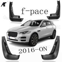 Garde-boue de voiture pour Jaguar   2016- 2019 FPACE F PACE garde-boue garde-boue, rabat de garde-boue, accessoires