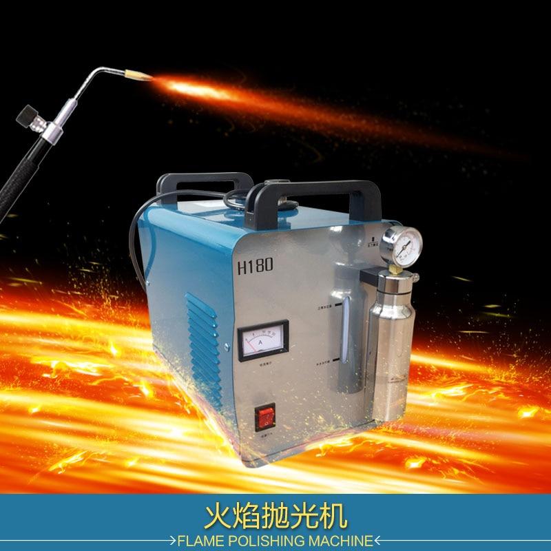 75L/H الاكريليك لهب آلة تلميع H180 الاكريليك الملمع HHO مولد الهيدروجين آلة الكريستال آلة تلميع 220 فولت/110 فولت