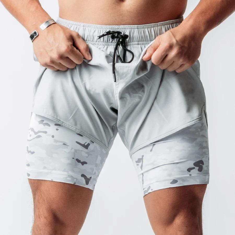 2021 Summer New Sports Running Training Vest Men's Solid Color Slim Fashion Men's Clothing