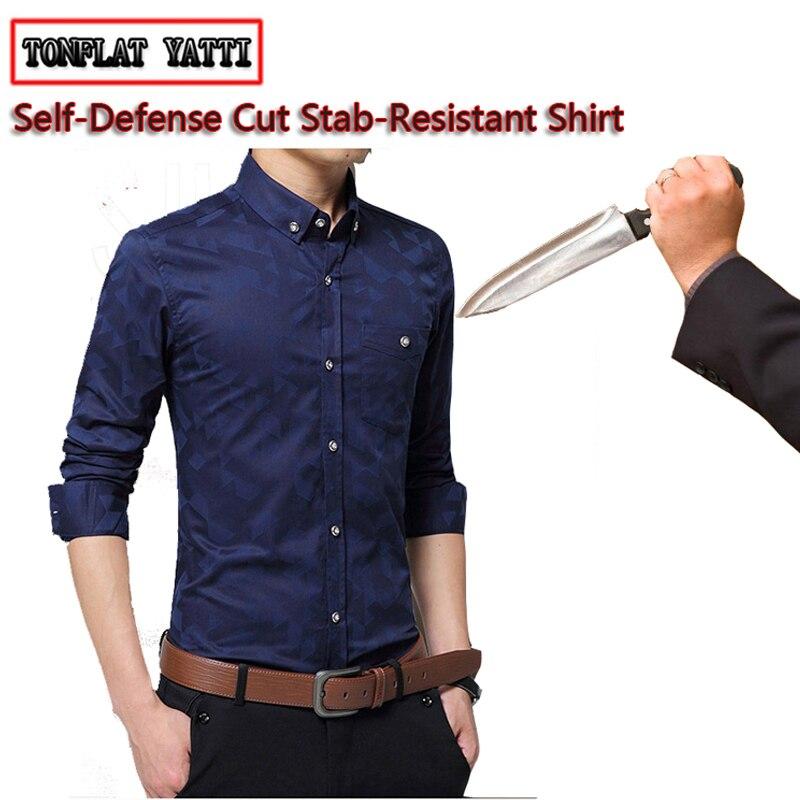 قميص دفاع عن النفس مضاد للقطع ، مضاد للطعن ، ملابس تكتيكية شخصية للشرطة ، 6 ألوان