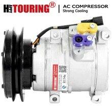 10s15c AC Compressor for John Deere 450CLC DLC 600CLC DLC 800C 850DLC 24V