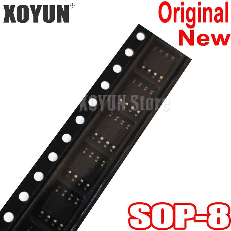 10 unidades/lote ST24C02WP 24C02WP SOP-8