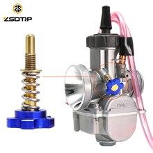 ZSDTRP moto carburateur ralenti vitesse réglage vis pour universel PWK carburateur ralenti régulateur de vitesse réglage vis