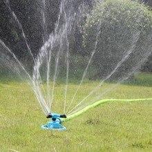 Rociador de césped automático aspersores de agua de jardín rotación de riego de césped 360 ° regar el césped, plantas, flores para que los niños jueguen