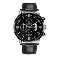 Modiya Watch For Men Luxury Men Watch Quartz Wristwatches Mens Watches Calendar Wristwatches Automatic Date relojes para hombre