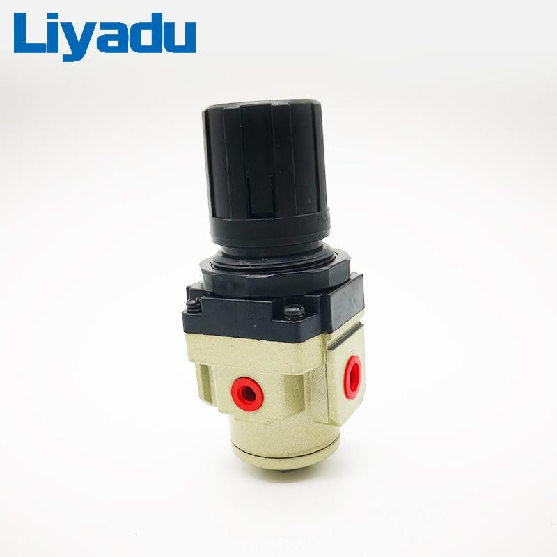 AR5000-06 G3/4 AR5000-10 G1 مصدر الهواء المعالج/الضغط تنظيم صمام/فلتر الهواء/هوائي مكونات