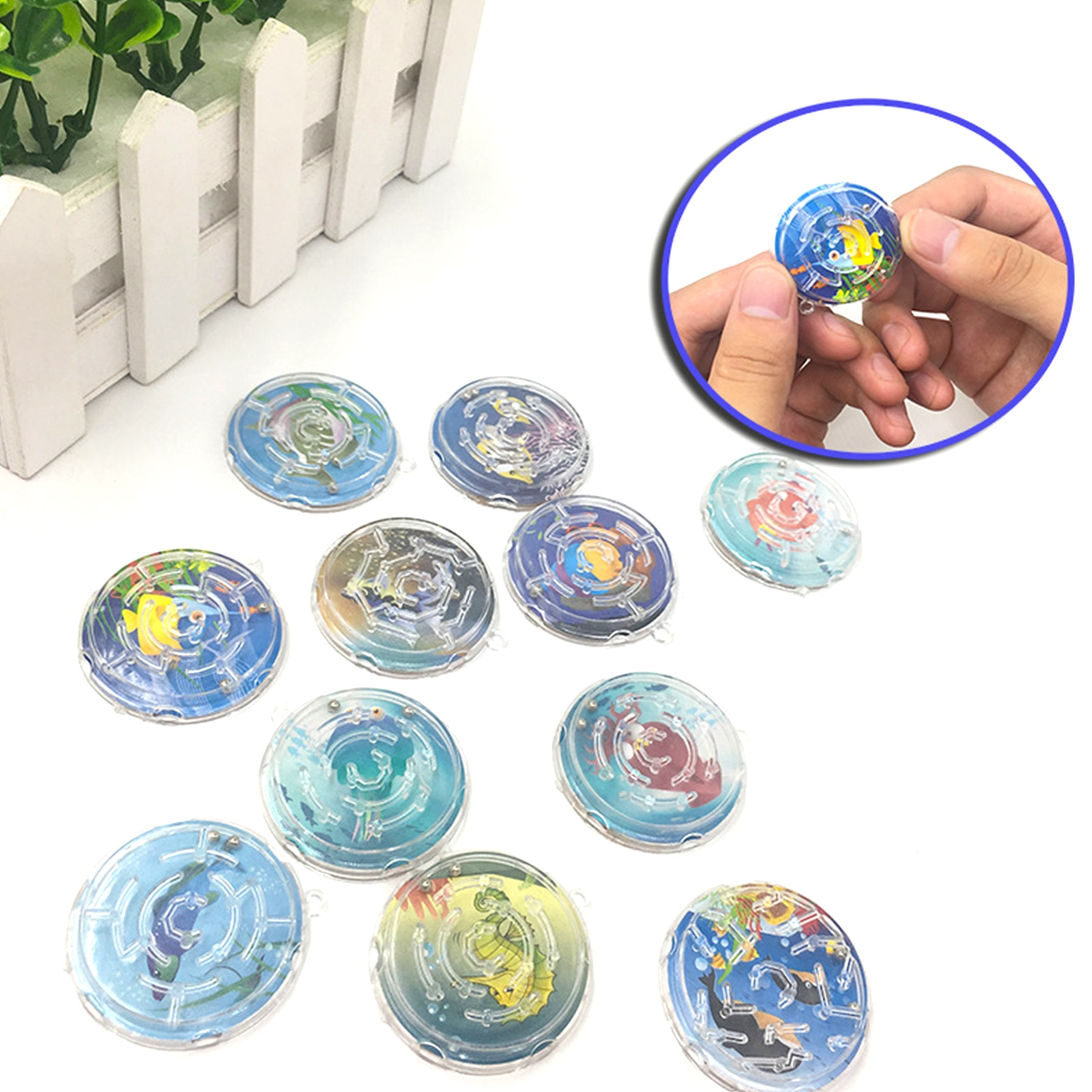 32pcs Sensory Fidget Toy Set Non-toxic Noodle Rope Ball Labyrinth Pinch Ball Stress Relief Toys Bundle For Teens Adults enlarge