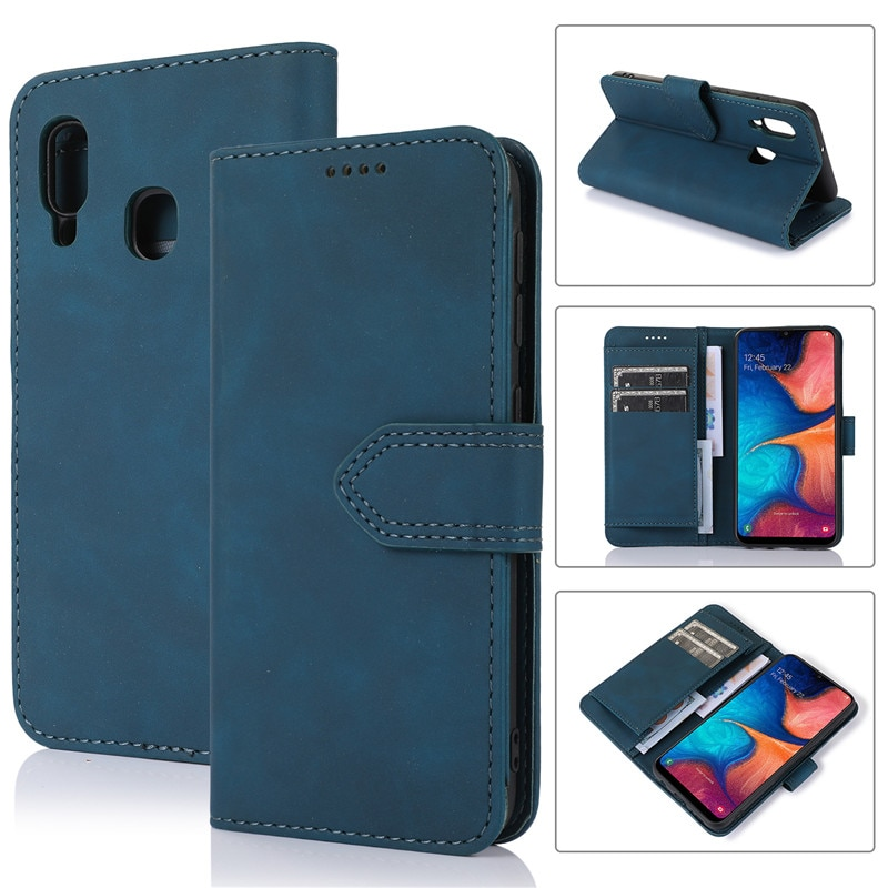 Чехол для Samsung Galaxy A70 роскошный dreamy Новый Doka Бумажник Флип кожаный чехол samsung galaxy a70 360 ° Защита флип бумажник чехол