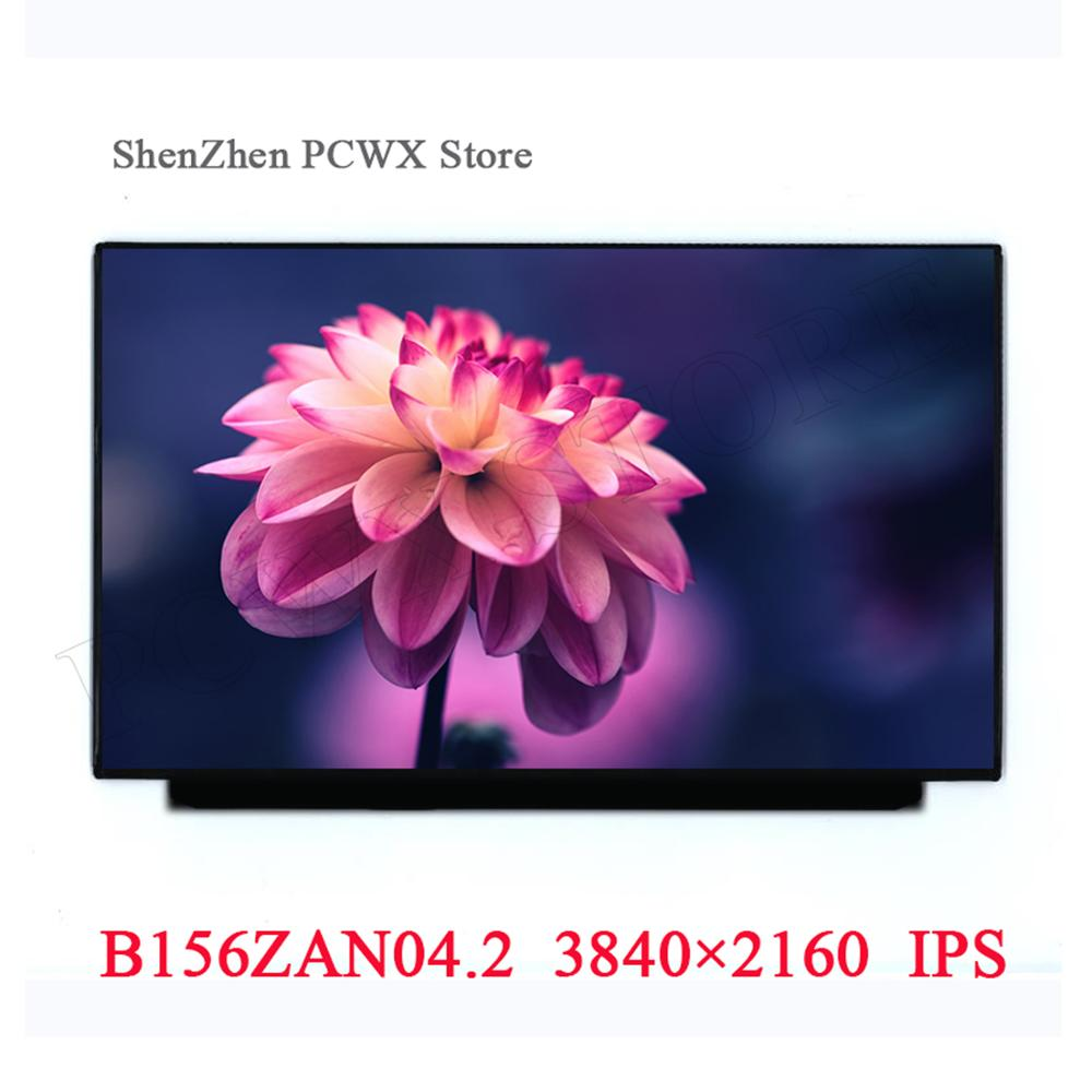 B156ZAN04.2 для Lenovo ThinkPad P1 X1 P53 P53s T590 15,6 ЖК-дисплей Панель 01YN137 02HM880 4K 3840*2160 40pin B156ZAN03.2 экран