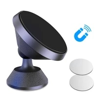 universal magnetic car phone holder magnet phone mount for iphone 12 11 samsung in car mobile cell phone holder stand smartphone