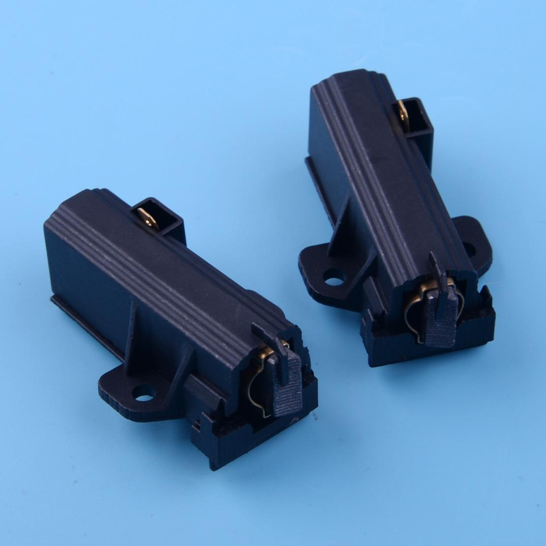 Motor de suela de lavadora LETAOSK, cepillos de carbono laminados aptos para Zanussi Electrolux AEG 4006020152
