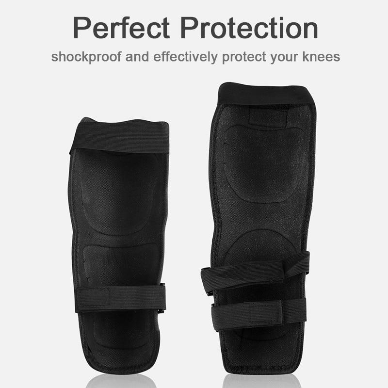 Professional Motorcycle Knee Protective Pad Protective Road Racing Dedicated Curved Grinding Block Slider Racing Plus bend enlarge