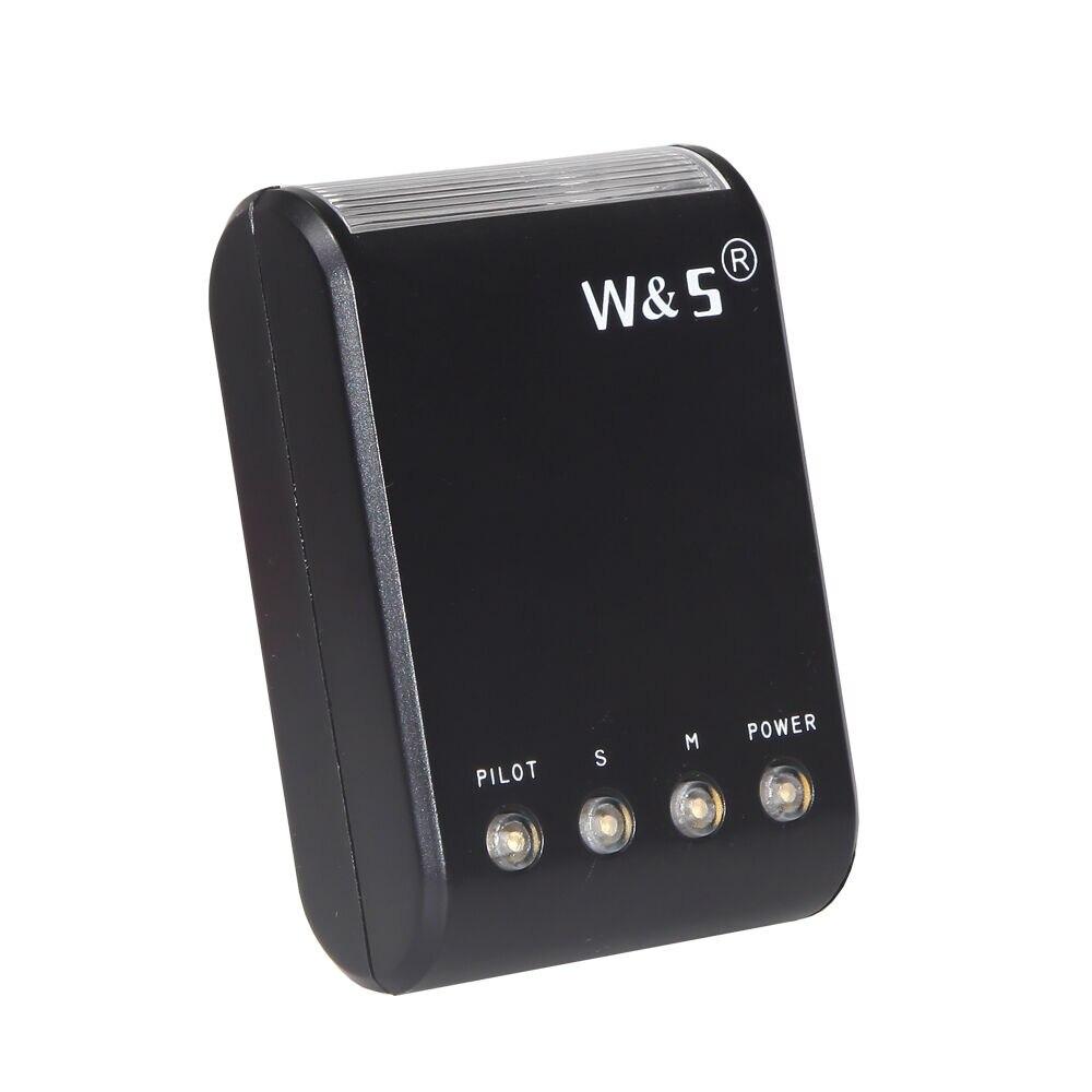 JINTU WS18 Mini DSLR Kamera Slave Flash Speedlite für Nikon D7000 D7200 D7100 D7500 DF D80 D90 D500 D5000 D5100 d5500 D5600