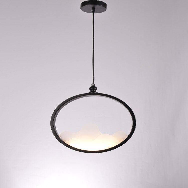 بريق الحديثة تعليق قلادة أضواء بريق pendente Hanglamp تركيبات الإضاءة المطبخ الطعام بار مطعم