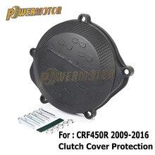 Protecteur dembrayage en plastique pour moto Dirt Bike, Motocross Honda CRF450R CRF 450R, 2010, 2011, 2012, 2013, 2014, 2016