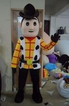 2019 ковбойский костюм талисмана, парад на Хэллоуин, костюм шерифа для костюмированной вечеринки, забавная одежда с героями мультфильмов, руч...