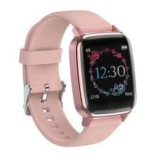 SANDA Fashion Sports Smart Watch Women Men Smartwatch For Android IOS Heart rate monitor Electronics Smart Clock Fitness Tracker