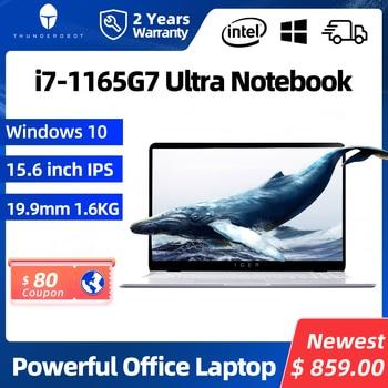 L1 i7-1165G7 Laptop 15.6 inch Windows 10 Pro FHD IPS Intel Iris Xe Graphics Study Office Notebook Computer Laptops Ultrabook