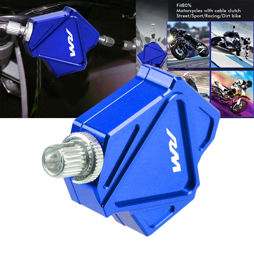 For SUZUKI RMX250R/S RMX 250 R S 1993-1996 Motorcycle Stunt Clutch Lever Easy Pull Cable System Aluminum Dritbike Easy System