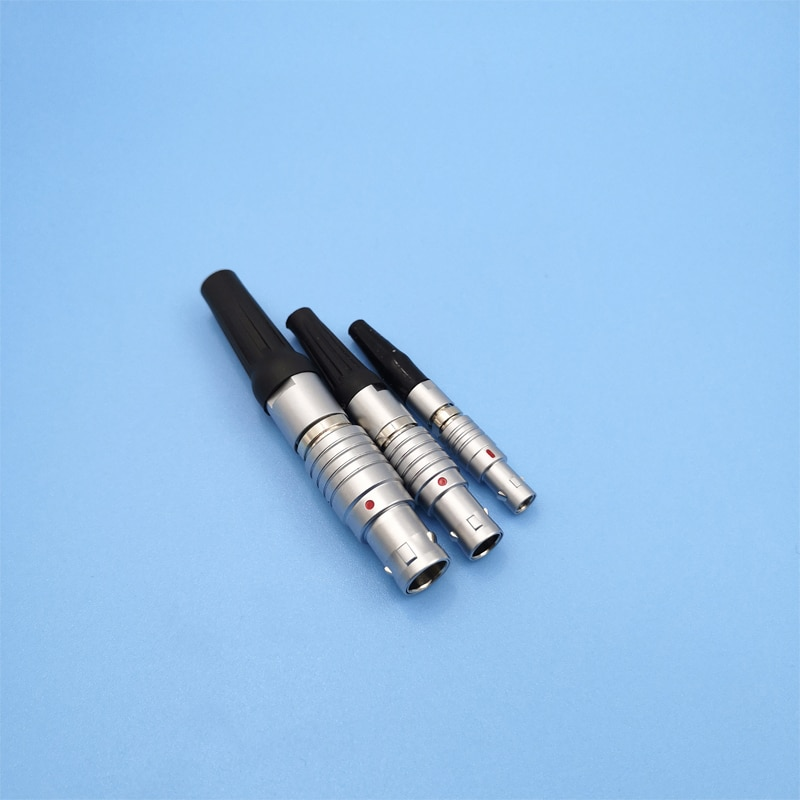 FGG 00 0B 1B 2 3 4 5 6 7 8 9 10 14 16 Pin Stecker 0B FGG stecker für Sound Devices Zaxcom Denecke Timecode
