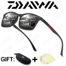 Daiwa 2021 Unisex 100% UV400 Polarised Driving Sun Glasses Outdoor Fishing Travel Cycling Sunglasses