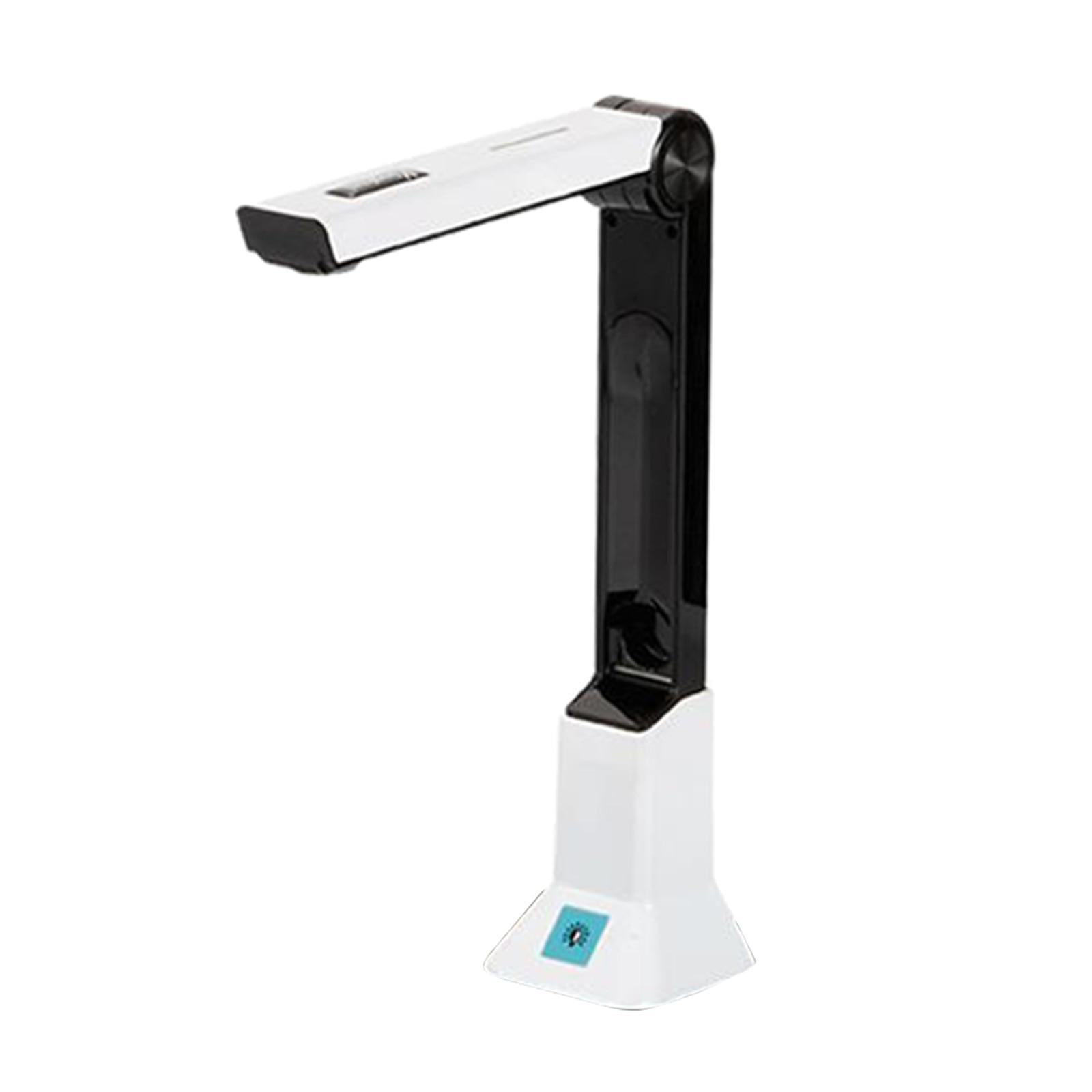 كاميرا مستندات USB بدقة 8 ميجابكسل ، ماسح ضوئي تنسيق A4 ، للفصول الدراسية للمدرسين ، وإبراز الأداء الأساسي