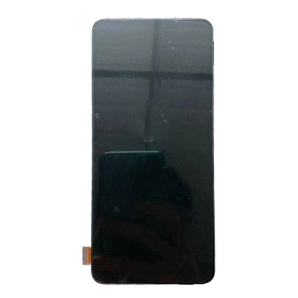 Conjunto de painel do display lcd para oppo reno, 10x zoom de celular, peças de reparo de telefone móvel