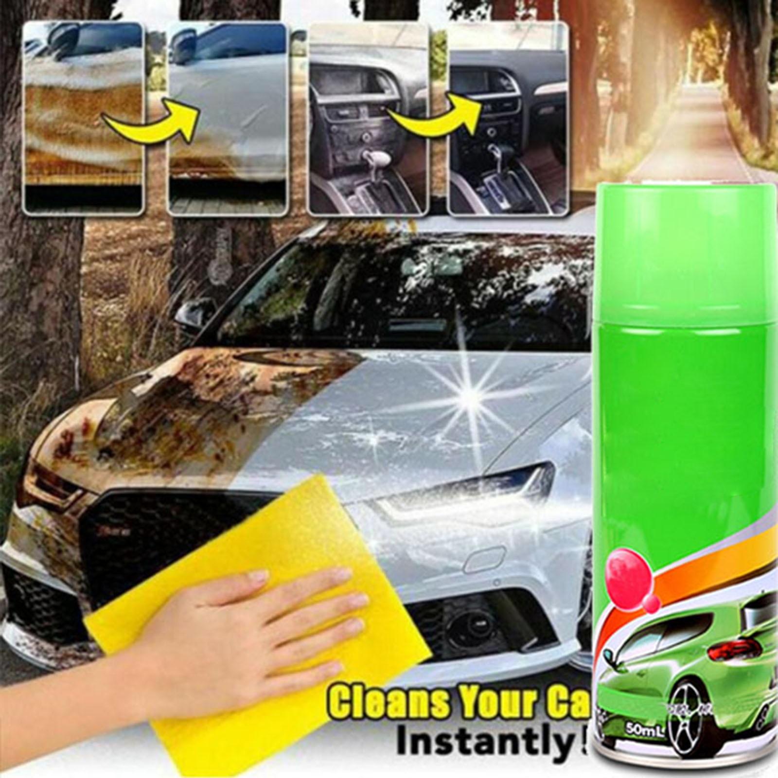 Многофункциональный спрей для удаления ржавчины, жидкости для ремонта царапин, клейкий чистящий спрей, Стайлинг автомобиля