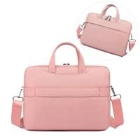 laptop bag 13 14 15 6 17 3 inch for macbook air pro hp acer waterproof notebook computer case handbag women men briefcase