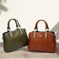 crocodile pattern womens tote bag 2021 womens trend replica designer bags woman famous brands 2021 large bag party handbags