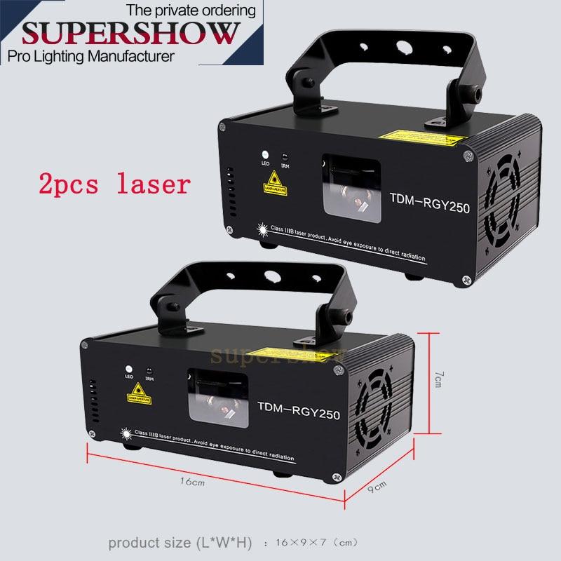 Proyector láser 3D tridimensional deslumbrante para discoteca dj luces de escenario animación luz láser para KTV sala de baile Flash