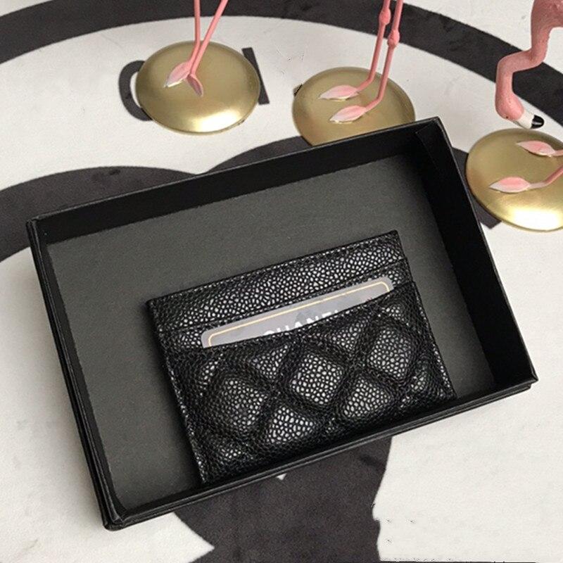 Женский/мужской модный стеганый кожаный мини выразительный элегантный кошелек клатч для карт короткий женский кошелек держатель для креди...