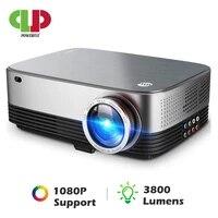 Projecteur LED SV-428  1080p  3800 Lumens  Android en option  1 go   8 go  WIFI  Bluetooth  pour Home cinema
