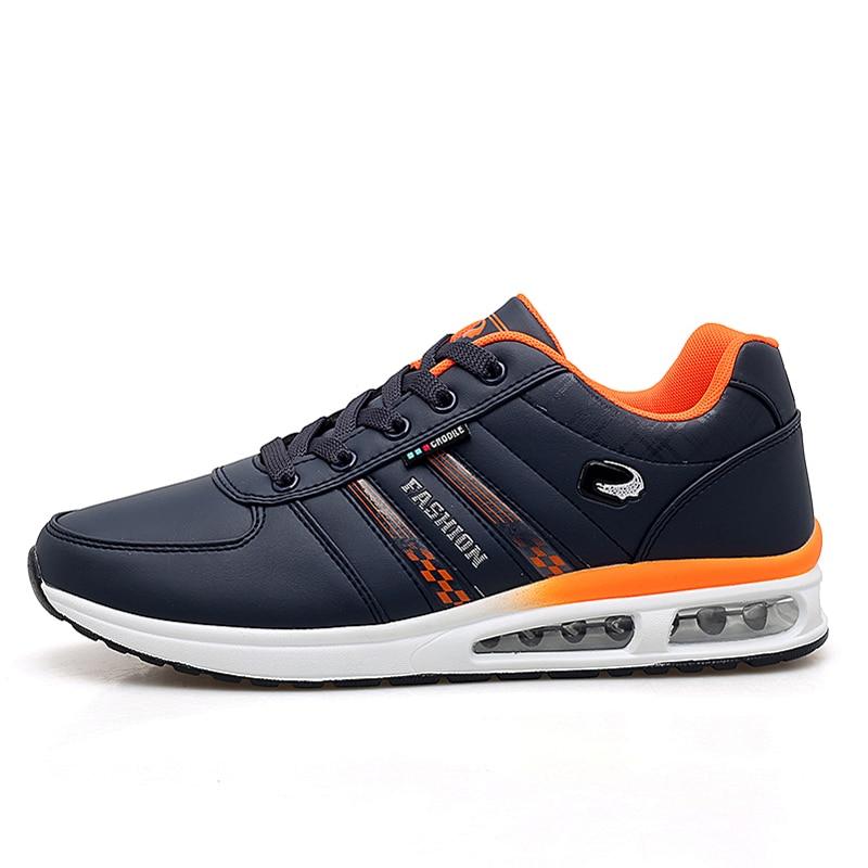 Plus Size 38-46 Running Shoes For Men Sport shoes Comfortable Sneakers Men Outdoor Walking shoes zapatos hombre недорого