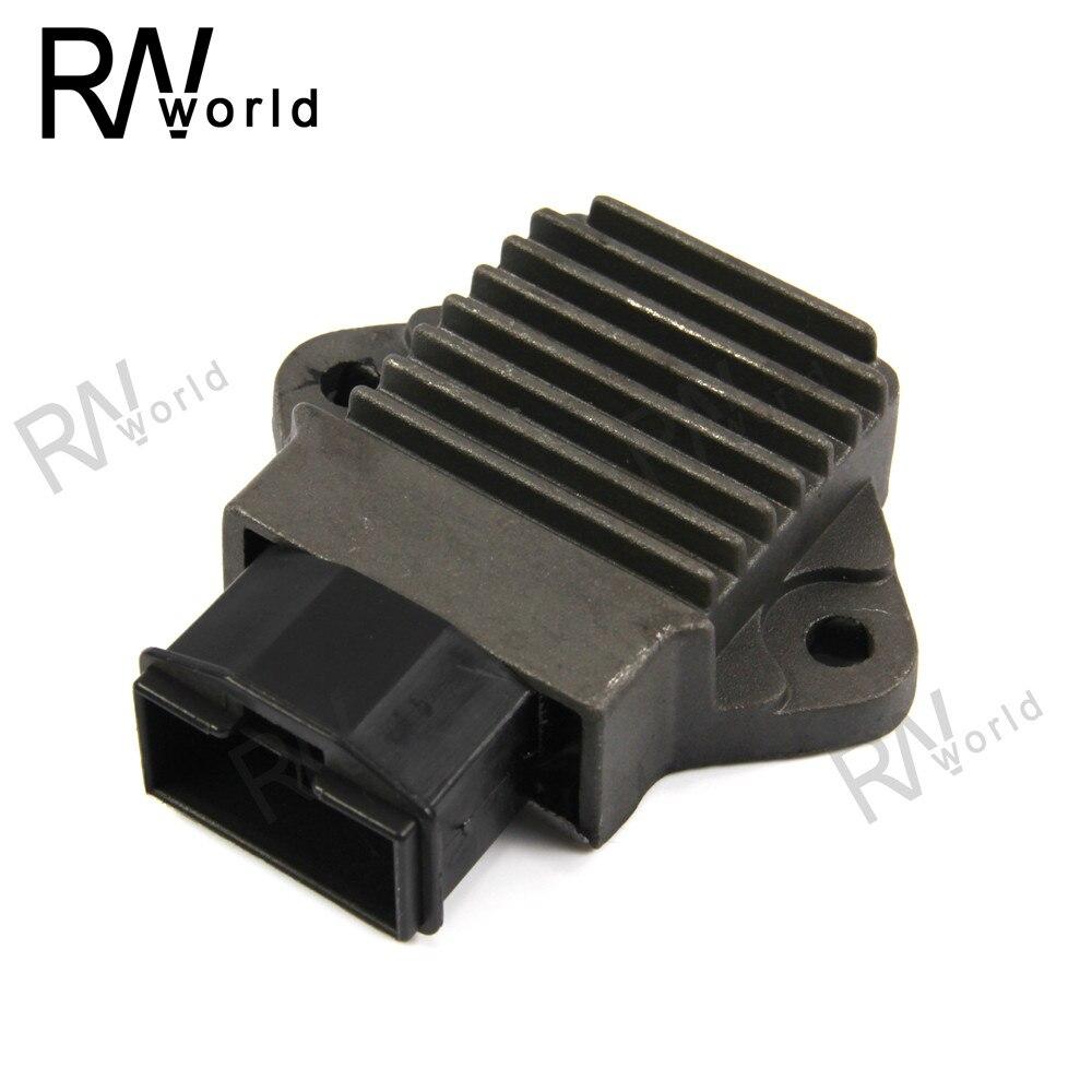 Rectificador regulador de voltaje para Honda CBR 250 400 CBR600 F CBR900 Shadow750 CB250 CB400 CB500 CB600 Hornet