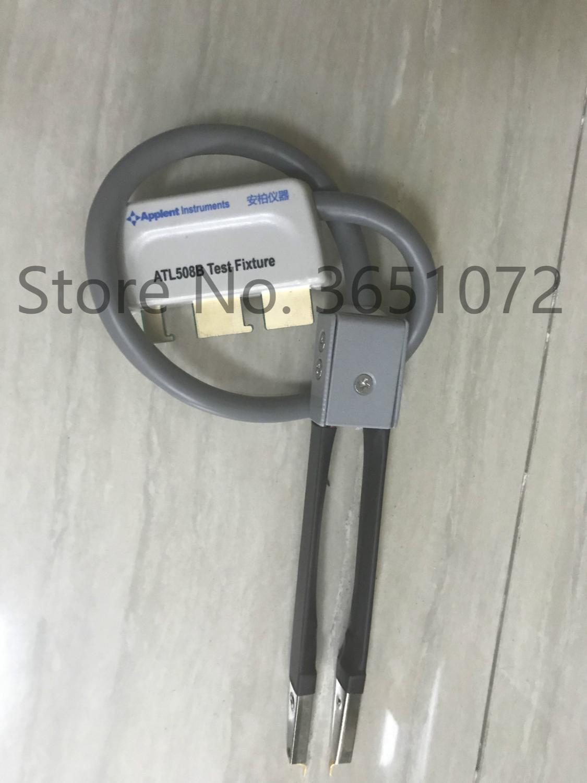 Pinzas ATL508B SMD, accesorio de prueba para medidor LCR de mano, accesorio estándar para Applent AT826, accesorio opcional para AT825