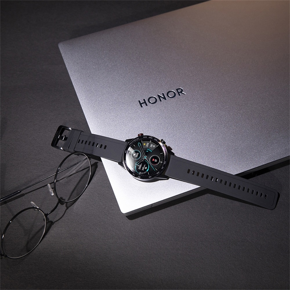 Oranginal HUAWEI Honor Magic Watch 2 and Watch 1 Smart Watch Waterproof Heart Rate Measurement With GPS Sleep And Sport Tracker