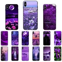 infinity on purple art phone case for iphone 12 11 pro max case for iphone 11 12 mini xs max x xr se2 8 7 6s plus case