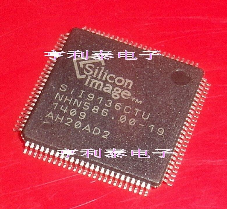 10 шт./лот SII9136CTU QFP100 SIL9136CTU IC оригинал новый Компьютерные кабели и разъемы      АлиЭкспресс