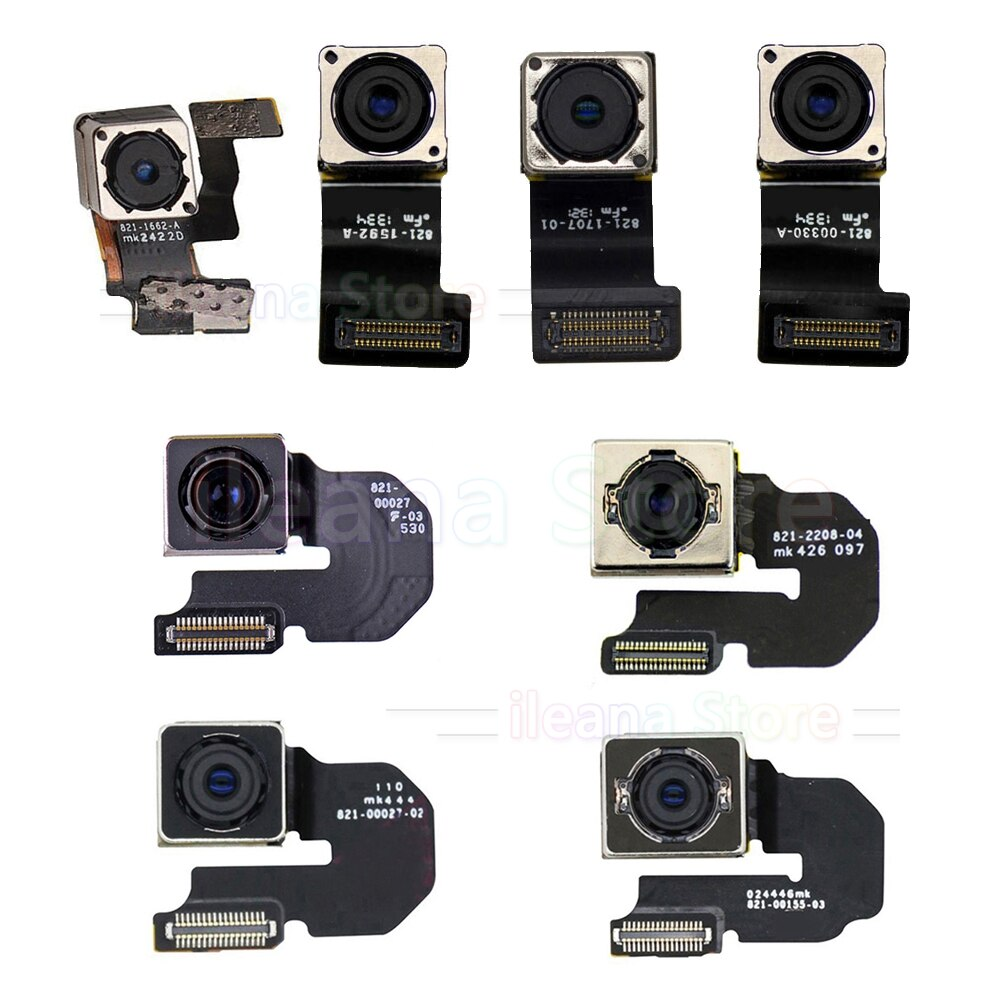 Оригинальная основная задняя камера для iPhone 5s SE 5c 5 задняя камера гибкий кабель для iPhone 6 6s Plus запасные части для телефона