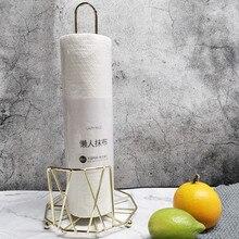 Soporte para papel de cocina, portarrollos de papel tisú de acero inoxidable 304, soporte inferior estable, de contacto