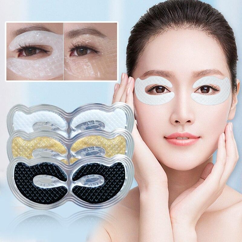 20/15/10Pair Collagen Eye Mask Eye Pads Skin Care Hydrogel Eye Patches for Eyes Mask Anti Dark Circle Anti-Puffiness Face Mask