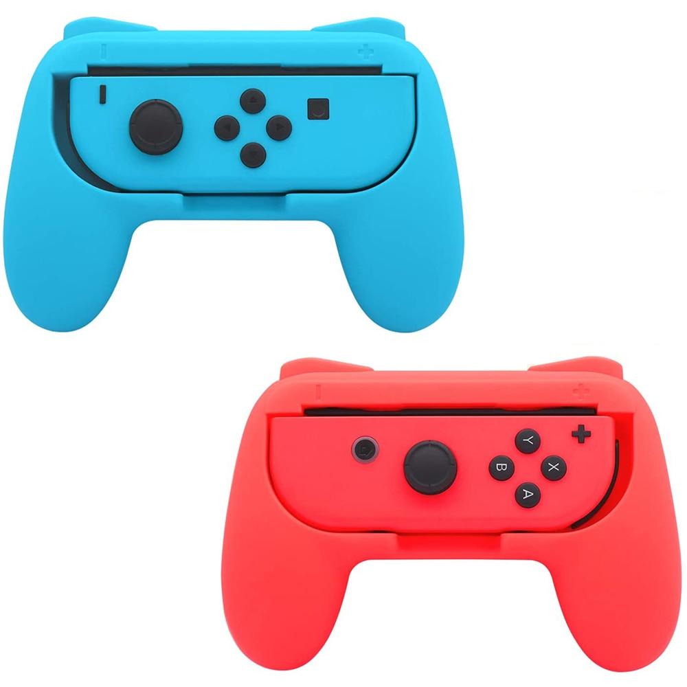 Из 2 предметов левый + правый Joycon кронштейн Стенд держатель Для Nintendo Switch NS Joy Con контроллер геймпад рукоятка Поддержка аксессуары Геймпады      АлиЭкспресс