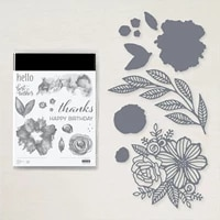 flowers clear stamps for scrapbooking die cut stencil handmade paper card make mould model craft decor