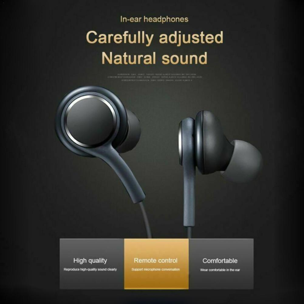 Super-stereo Sound 3.5mm Earphone Wired Earphones Headset Headphones Earbuds for Samsung Smart Phone Universal Headset Supplies