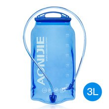 AONIJIE Trink Wasser Tasche Rucksack BPA FREI Taktische Flasche Wasser Bladdler Für Outdoor Trail Running Camping Wandern