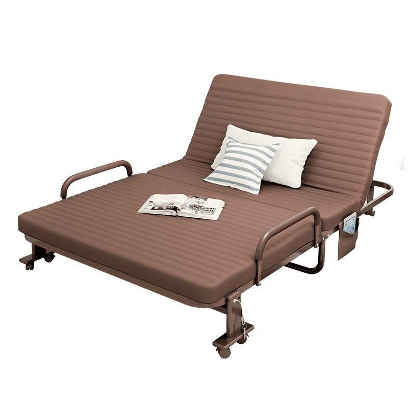 Bewegliche Falten Sofa Bett Hause Büro Lounge Stuhl Garten Strand Sonne Kinder König Größe Bett Cama Infantil Lagerung Möbel König königin