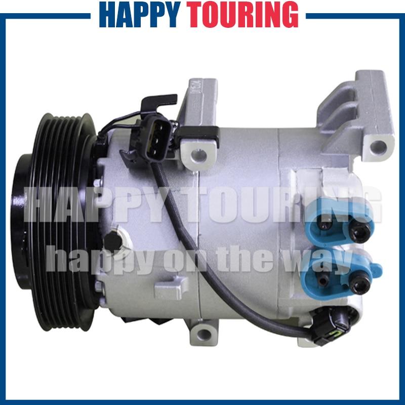 Compresor de aire acondicionado A/C para Hyundai ELANTRA 1,6 GAMMA 1,6 DOHC 2011- 977013X500 97701-3X500