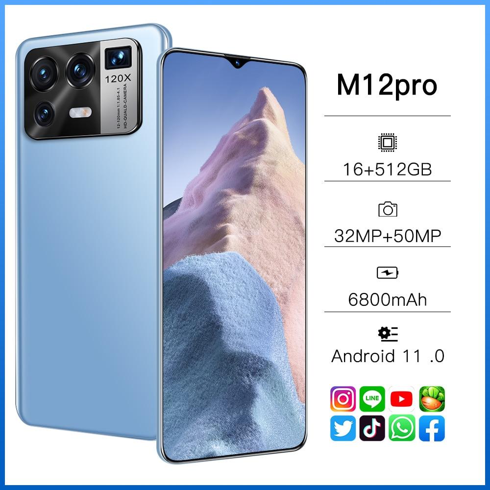 M12 pro 6.7